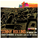 Vinil Sonny Rollins - At The Music Inn