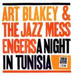 Vinil Art Blakey & The Jazz Messengers - A Night In Tunisia