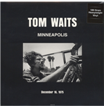 Vinil Tom Waits - Live In Minneapolis  Mn December 16  1975 Kqrs Fm