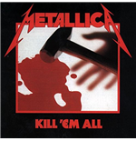 Vinil Metallica - Kill 'Em All