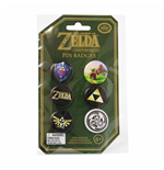 Broche The Legend of Zelda