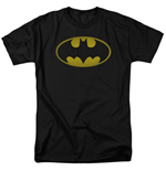 Camiseta Batman Washed Logo