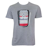 Camiseta Budweiser Shadow Can