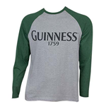 Camiseta Guinness Baseball