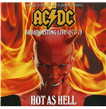 Vinil Ac/Dc - Hot As Hell Broadcasting Live 1977 79