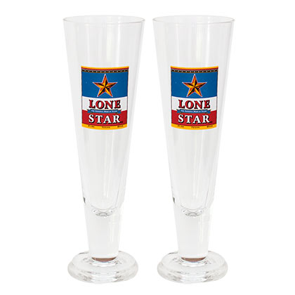 Copo Lone Star Beer