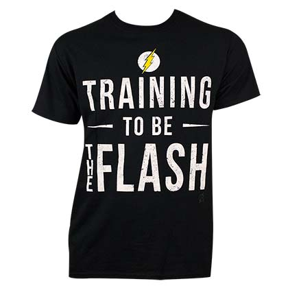 Camiseta Flash Training