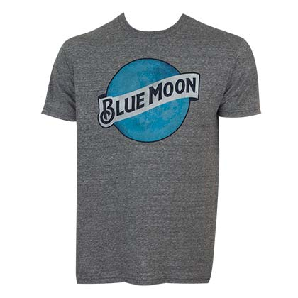 Camiseta Blue Moon Logo