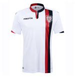 Camiseta Cagliari 2016-2017 Away