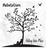 Vinil Rebelution - Falling Into Place