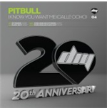 Vinil Pitbull - I Know You Want Me