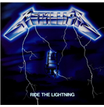 Vinil Metallica - Ride The Lightning