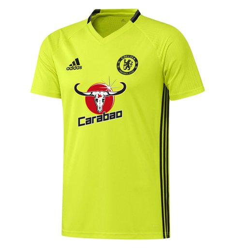 Camiseta Chelsea 2016-2017 (Amarelo) Original  Compra Online em Oferta cf1c01a0d96f0