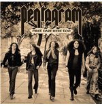 Vinil Pentagram - First Daze Here Too (2 Lp)