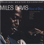 Vinil Miles Davis - Kind Of Blue   Mono Edition Blue Vinyl