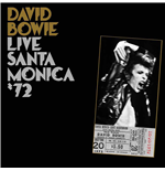 Vinil David Bowie - Live Santa Monica '72 (2 Lp)