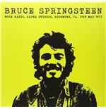 Vinil Bruce Springsteen - Wgoe Radio, Alpha Studios, Richmond, Va,