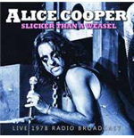 Vinil Alice Cooper - Slicker Than A Weasel - Saginaw 1978 (2 Lp)
