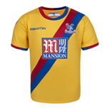 Camiseta Crystal Palace f.c. 2016-2017 Away