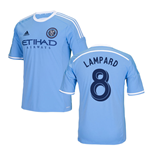 Camiseta New York City 2016-2017 Home