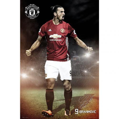 Poster Manchester United FC 234225