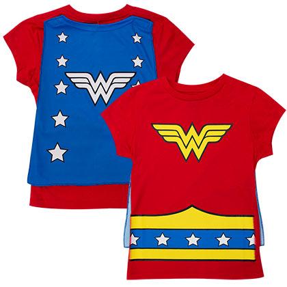 924bffa36 Camiseta Mulher Maravilha de menina Original  Compra Online em Oferta