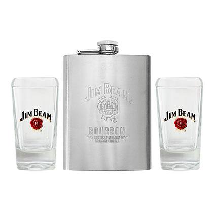 Copo Jim Beam