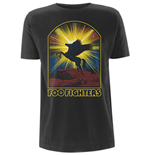 Camiseta Foo Fighters - Winged Horse