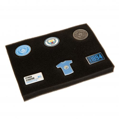 Broche Manchester City FC 235613