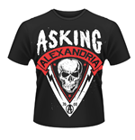 Camiseta Asking Alexandria 235652