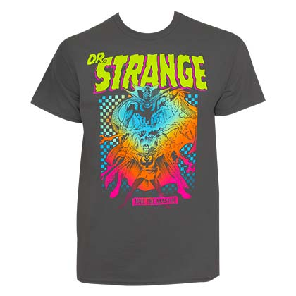 Camiseta Doctor Strange Hail The Master