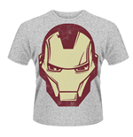 Camiseta Marvel Avengers Assemble - Iron Man MaskIron Man