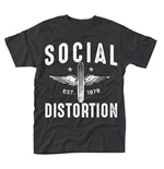 Camiseta Social Distortion 235900