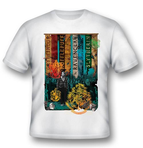 Camiseta Harry Potter Houses