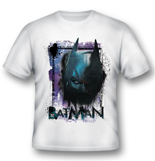 Camiseta Batman Arkham
