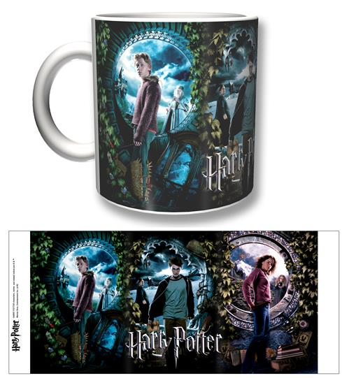 Caneca Harry Potter Protagonists