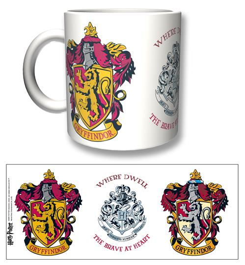 Caneca Harry Potter Gryffindor