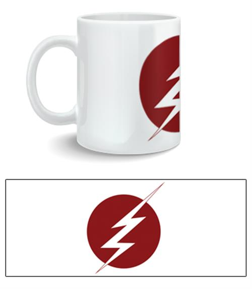 Caneca Flash Lightning Logo