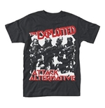 Camiseta Exploited - Attack