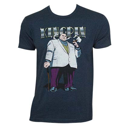 Camiseta Marvel Super heróis The Kingpin