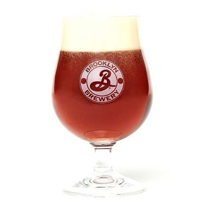 Copo Brooklyn Brewery