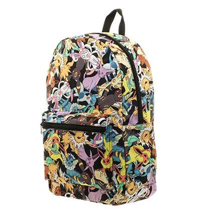 Mochila Pokémon Eevee Evolution