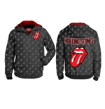 Caçadora The Rolling Stones - Aop Tongue Patterned Zip