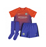 Camiseta Manchester City FC 2016-2017 Third