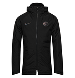 Jaqueta Paris Saint-Germain 2016-2017 (Preto)