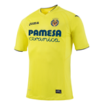 Camiseta Vila Real 2016-2017 Home