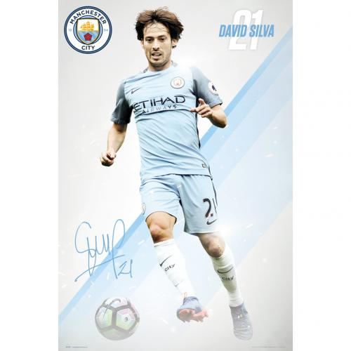 Poster Manchester City FC 236631