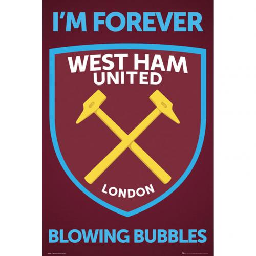 Poster West Ham United 236638