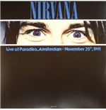 Vinil Nirvana - Live At Paradiso  Amsterdam November 25  1991