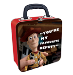 Lancheira de lata Toy Story - Toy Story Square Favourite Deputy